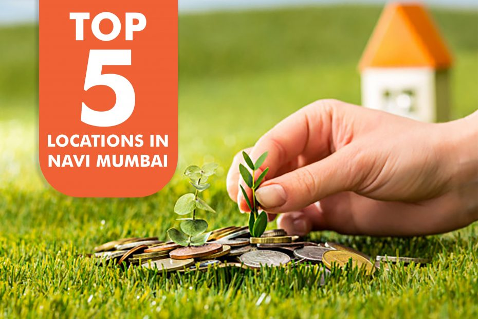 Top 5 locations in navi mumbai