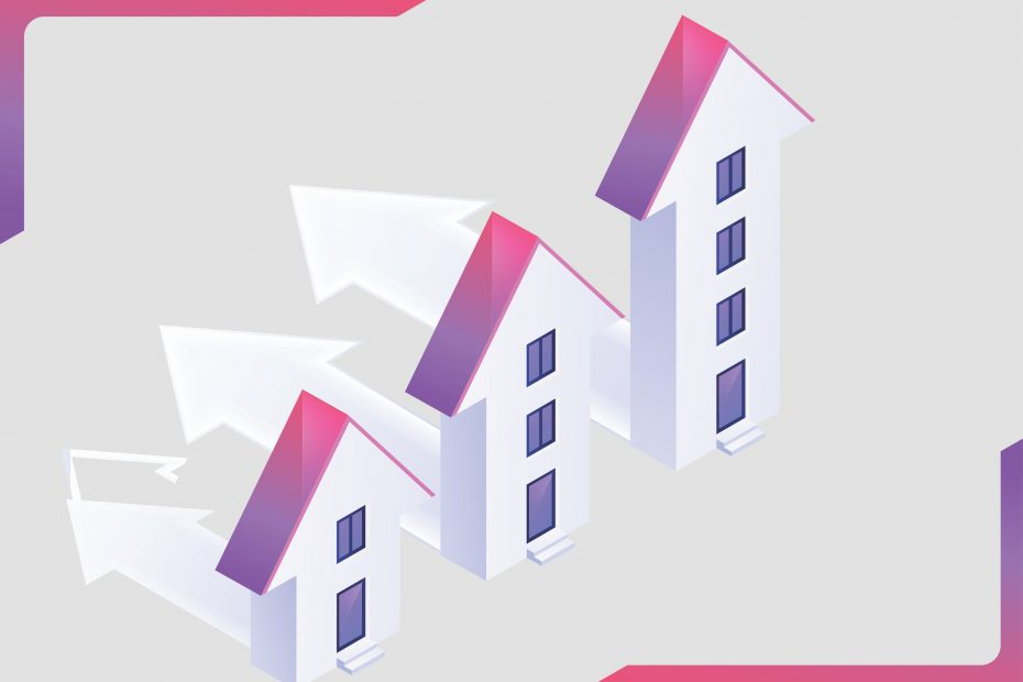 Rising Real estate sector