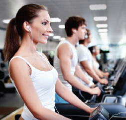 Health Club - Being Healthy is a way of life