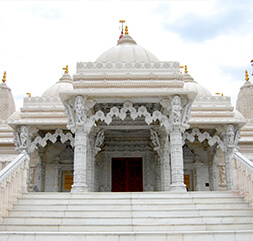 Temple Seek the divine experience