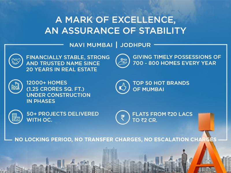 Arihant Superstructures Ltd. - A Mark of Excellence, An Assurance of Stability